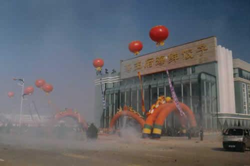 海王府开业庆典:葫芦岛鹏达礼仪中心 - 葫芦岛开业