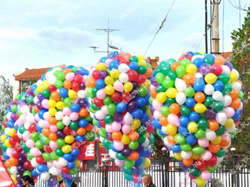 放飞小气球